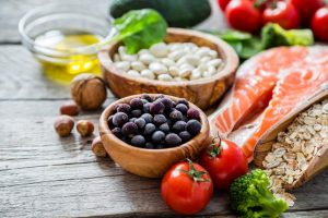 Componentes básicos de la alimentación