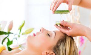 Como utilizar el aloe vera en la cara
